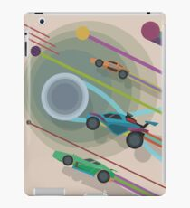 Rocket League - The Chase Never Ends (NASA STYLE DESIGN) iPad Case/Skin
