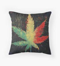 Cojín Marijuana