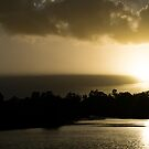 Hunter River Sunrise by Deborah McGrath