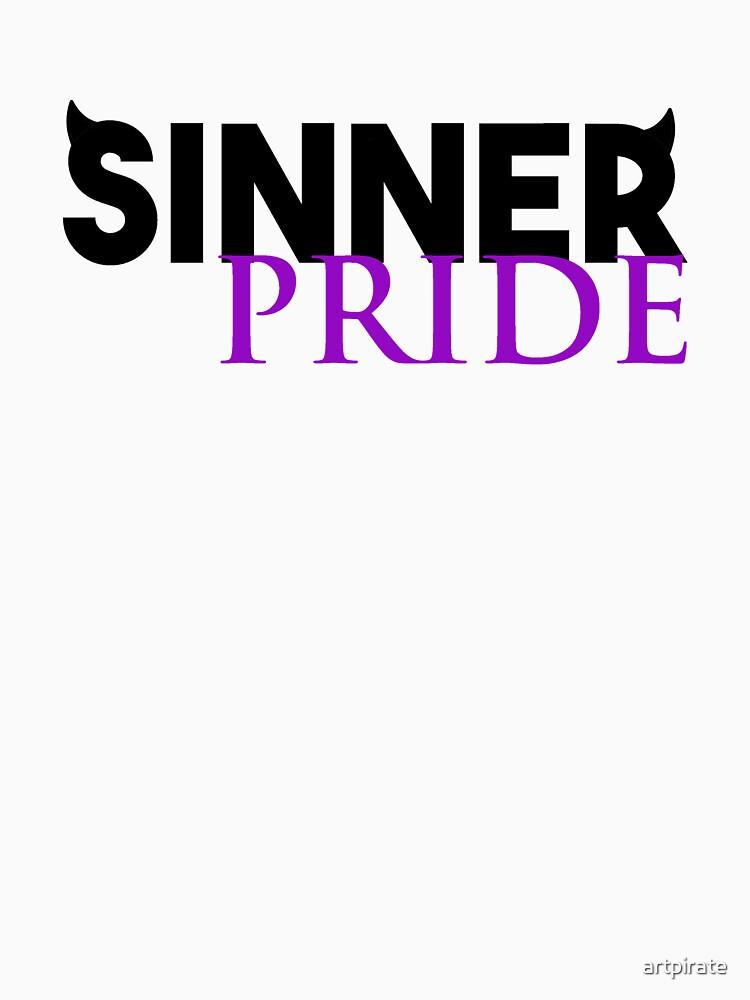 Sinner - Pride by artpirate