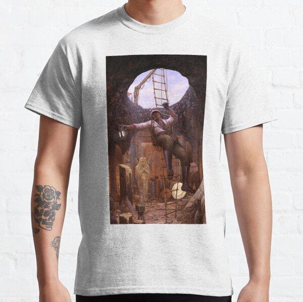 Steampunk Archaeologist Classic T-Shirt