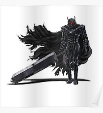 Berserk Armor Poster