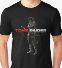 Lara Croft Tomb Raider Unisex T-Shirt