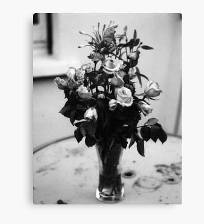 Flowers Of Romance Canvas Print