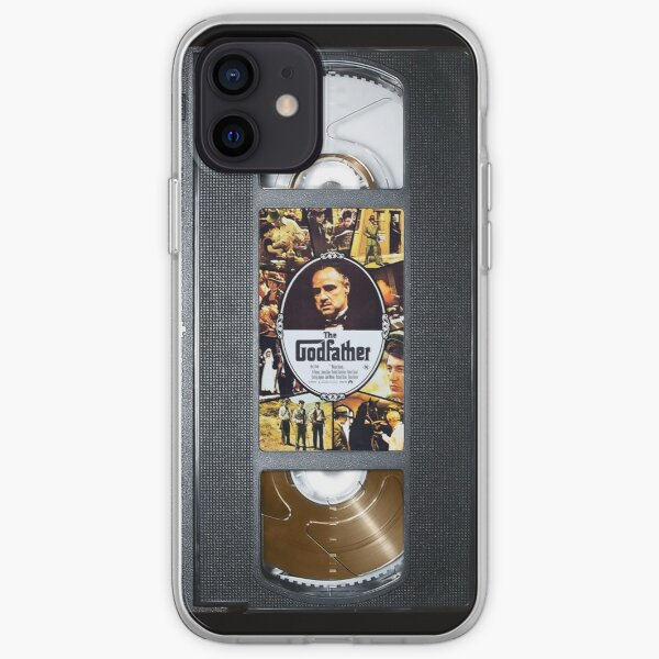 The Godfather vhs iphone-case 2 iPhone Soft Case