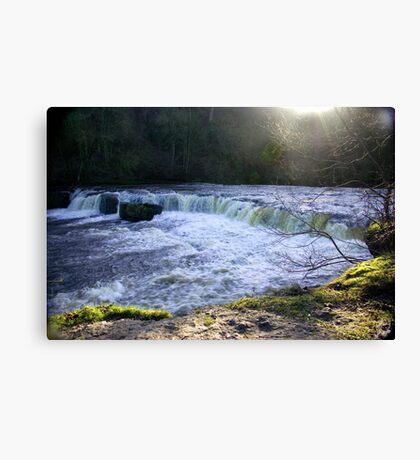 Aysgarth Falls #1 Canvas Print
