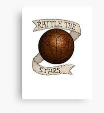 Rattle the Stars Canvas Print