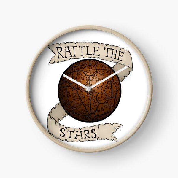 Rattle the Stars Clock