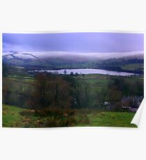 Semer Water - Yorkshire Dales Poster