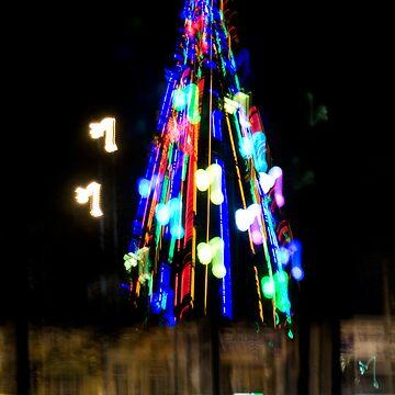 Christmas lights by jessrobbo
