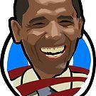 Obama by GaffaUK