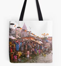 Varanasi Tote Bag
