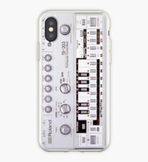 TB 303 music dj iphone-case tb303 iPhone Case
