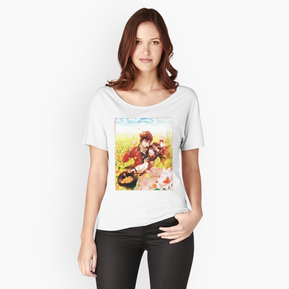 Garden Dance Women's Relaxed Fit T-Shirt Front
