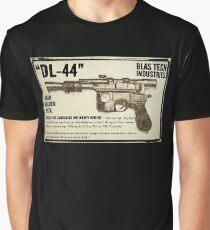 Trusty Blaster Graphic T-Shirt