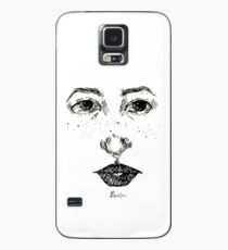 portrait  Case/Skin for Samsung Galaxy
