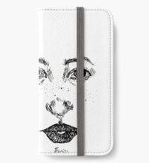portrait  iPhone Wallet/Case/Skin