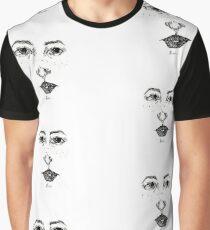 portrait  Graphic T-Shirt
