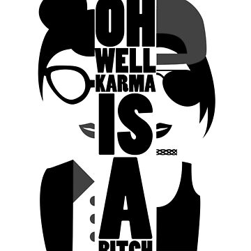 KARMA IS A BITCH CHALLENGE by sided
