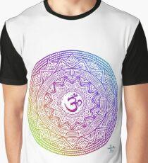 Om Mandala Graphic T-Shirt