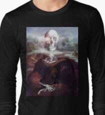 Mona. Long Sleeve T-Shirt