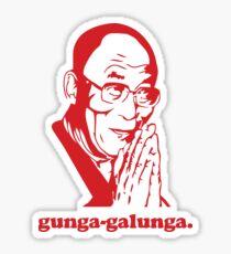 Gunga-Galunga. Sticker