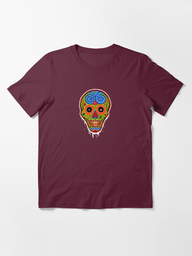 Alternate view of CandySkull Essential T-Shirt