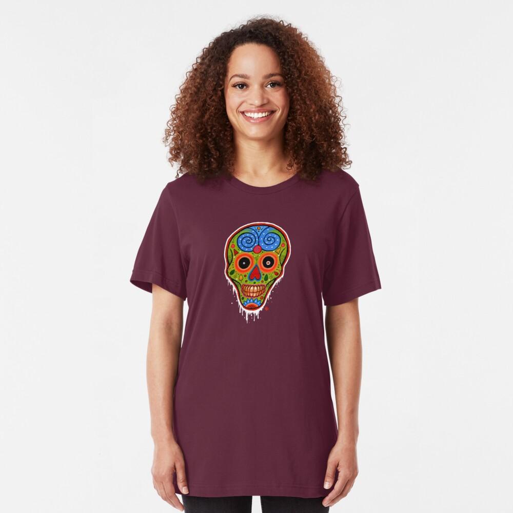 CandySkull Slim Fit T-Shirt
