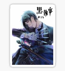BLACK BUTLER Sticker