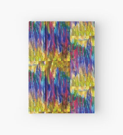 Mardi Gras Hardcover Journal