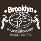 BROOKLYN DOUBLE DUTCH CREW**WORLD TOUR 1994 by 4playbk