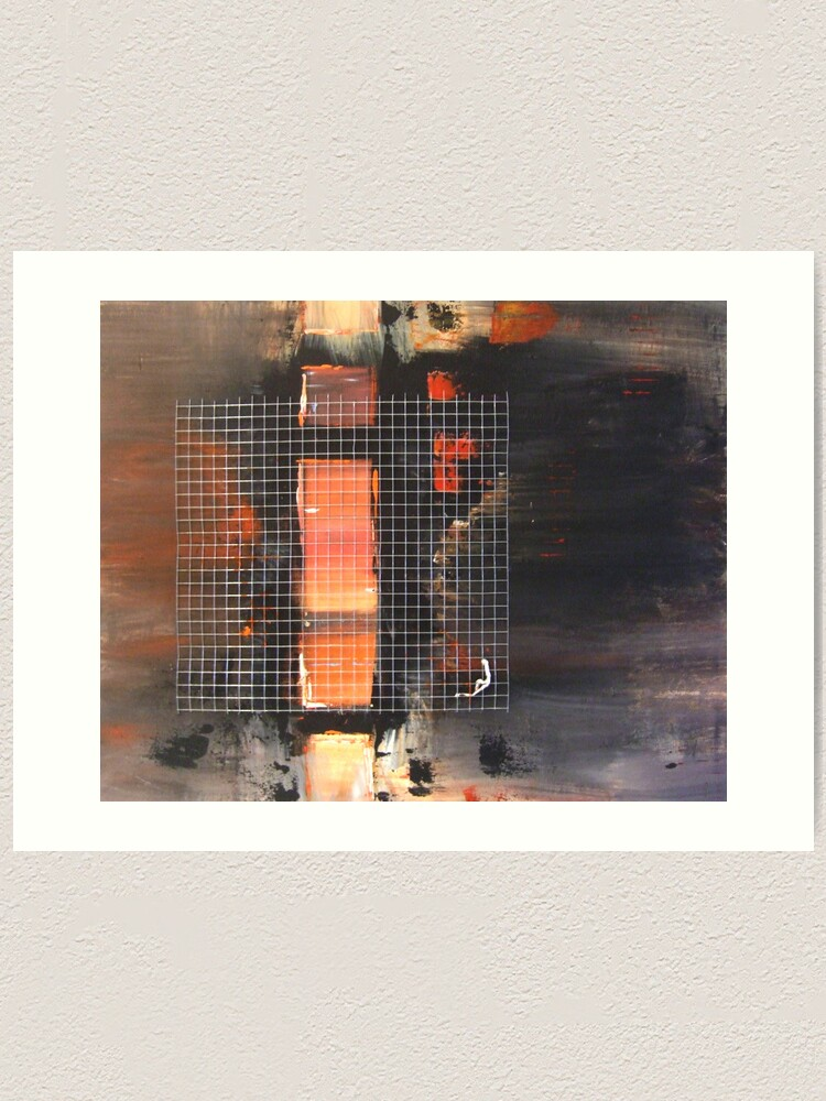 Alternate view of Soulwindow Art Print