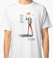 Micah - Black Text Classic T-Shirt