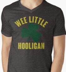 Wee Little Hooligan Men's V-Neck T-Shirt