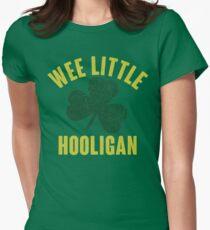 Wee Little Hooligan Women's Fitted T-Shirt