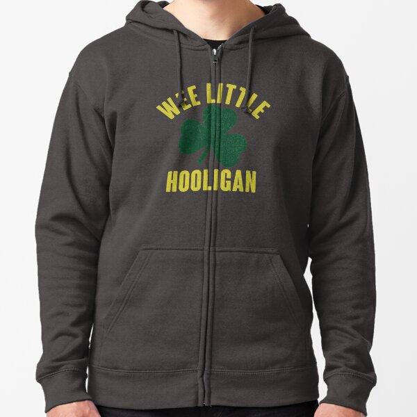 Patrick/'s Ireland New Men/'s Irish Drinking Team Black Sleeveless Vest Hoodie St
