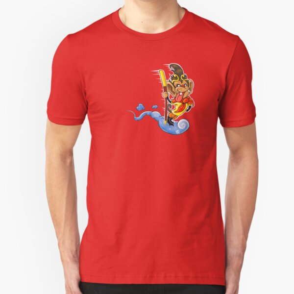 The Monkey King Slim Fit T-Shirt