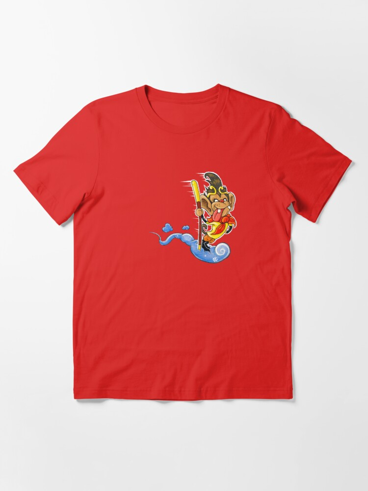 Alternate view of The Monkey King Essential T-Shirt
