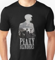 Camiseta unisex Peaky Blinders
