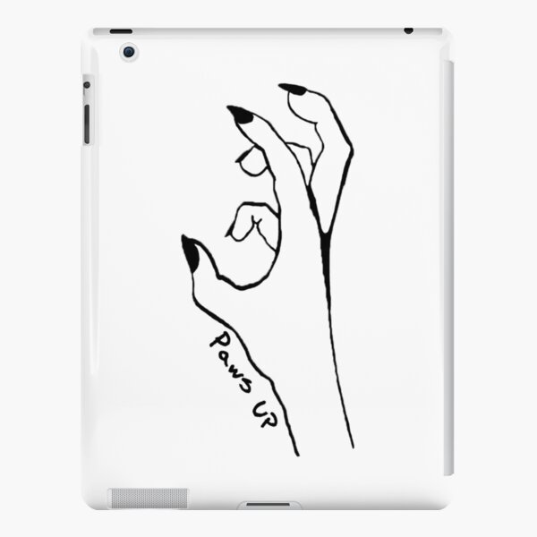 Put Your Paws Up! iPad Snap Case