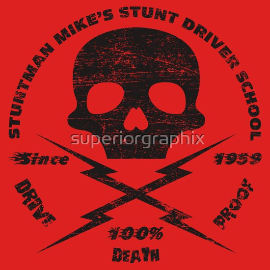 TShirtGifter presents: Stuntman Mike's Stunt Driver School