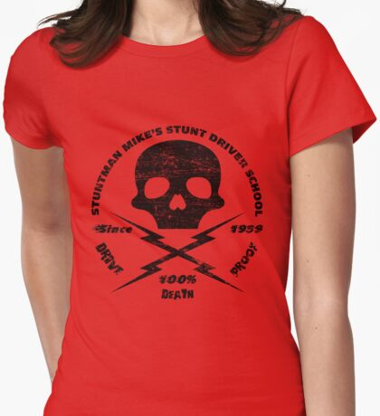 Stuntman Mike's Stunt Driver School T-Shirt