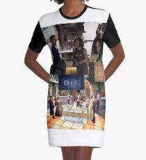 Henry Mills´s Family Vol.2 Graphic T-Shirt Dress