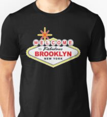 WELCOME TO FABULOS BROOKLYN T-Shirt