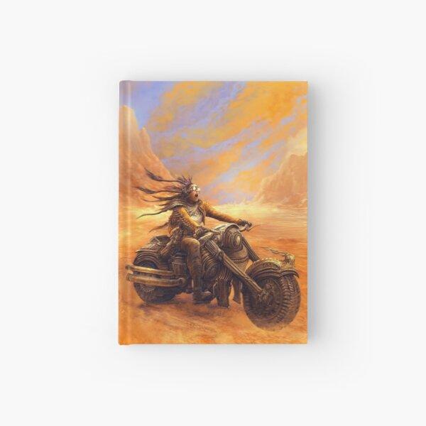 Steampunk Rebel Hardcover Journal
