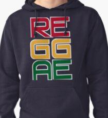 REGGAE Pullover Hoodie