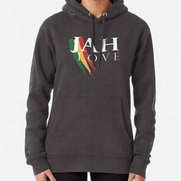 Jah Love (BLANCO) Sudadera con capucha