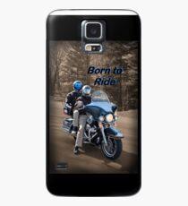 Born to Ride Case/Skin for Samsung Galaxy