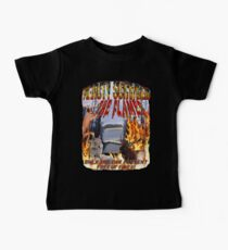 Beauty Survives the Flames  Baby Tee