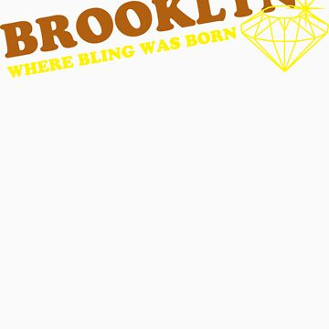BROOKLYN BLING**brown/yellow by 4playbk